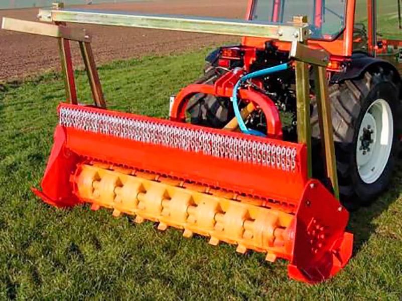 Лесной мульчер для трактора SEPPI MINIFORST