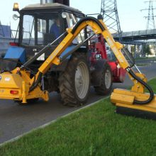 Косилка – кусторез для трактора FEMAC DOC 303