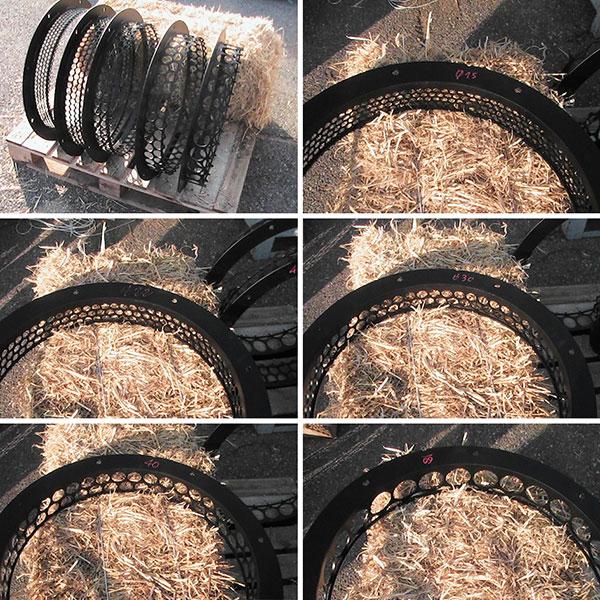 Измельчитель соломы Caravaggi TPF 15