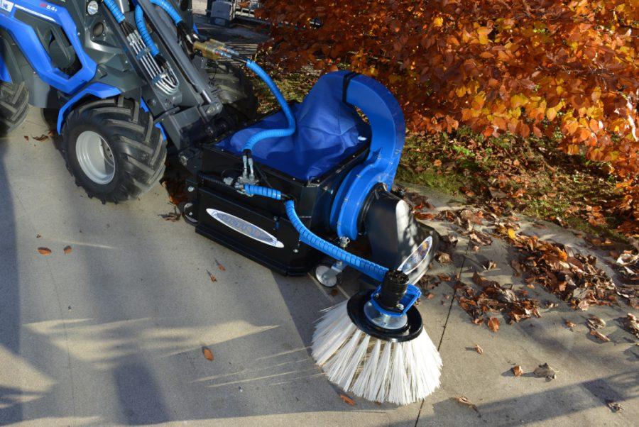 Пылесос для уборки листвы