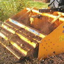 Копающая машина Selvatici Bivanga