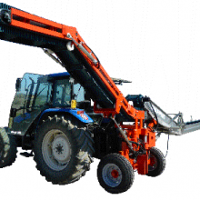 Комбайн для сбора овощей SPAPPERI (транспортер)