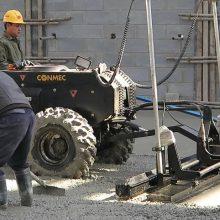 Лазерный бетоноукладчик Conmec CLS-260E