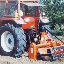Фрезы для сплошной обработки почвы