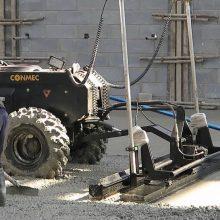 Лазерные бетоноукладчики