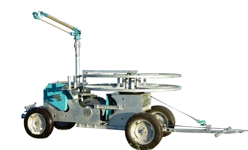Ирригационная машина IRRIFORCE ULTRA TD3500-500