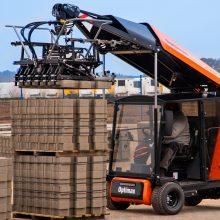 Машина для укладки тротуарной плитки (ФЕМ) Optimas S19 PaveJet